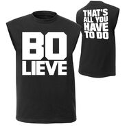 Bo Dallas BO-LIEVE Muscle T-Shirt