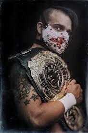 Jimmy havoc progress champion