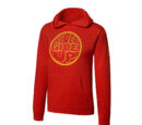"""John Cena """"Never Give Up"""" Youth Pullover Hoodie Sweatshirt"""