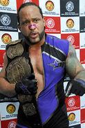 MVP IWGP Intercontinental