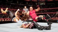 Raw 9-14-09 MVP and Stratus Teamwork