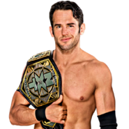 Roderick Strong NXT Tag Team Champion