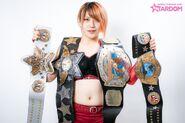 Utami Hayashishita 4 Titles