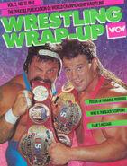 WCW Magazine - October 1990