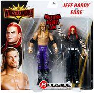 WWE Battle Packs WrestleMania 35 Jeff Hardy & Edge