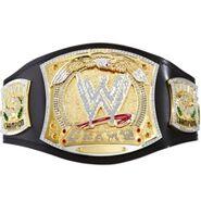 WWE Championship Replica Spinner Belt