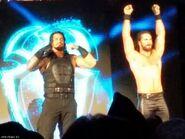 WWE House Show (January 14, 17' no.1) 7