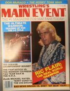 Wrestling's Main Event - October 1988