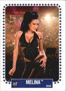 2008 WWE Heritage IV Trading Cards (Topps) Melina 67