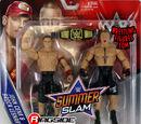 WWE Battle Packs SummerSlam 2016 Brock Lesnar & John Cena