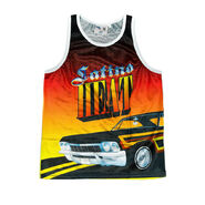 Eddie Guerrero Low Rider Chalk Tank Top