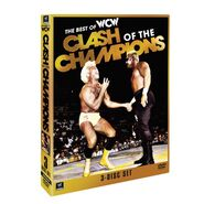 WCW Clash of Champions DVD