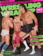 WCW Magazine - March 1991