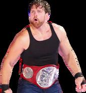 WWEDeanAmbroseWWERawTagTeamChampion(ByNibble-T)