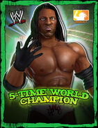 WWE Champions Poster - 008 BookerT5Time
