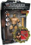 WWE Deluxe Aggression 1 Triple H