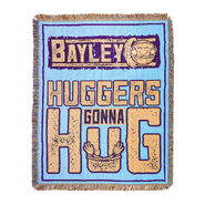 Bayley Huggers Gunna Hug Tapestry Blanket
