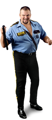 WWF King of the Ring Superstars 8 Team Corporate Big Boss Man