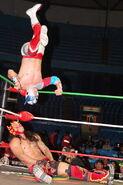 CMLL Martes Arena Mexico 11-14-17 10