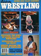Celebrity Wrestling - March 1989