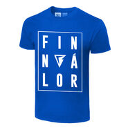 Finn Bálor Balor Blue T-Shirt