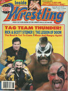 Inside Wrestling - June 1991