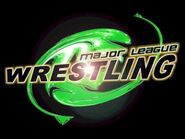 Major League Wrestling Logo