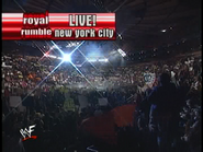 Royal Rumble 2000 Madison Square Garden