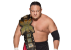 Samoa Joe 8th NXT Champ