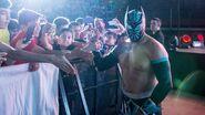 WWE Live Tour 2017 - A Coruña 7