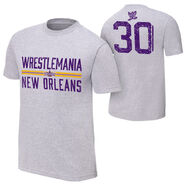 WrestleMania 30 Vintage T-Shirt