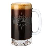 WrestleMania 33 16 oz Glass Mug