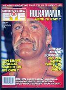 Wrestling Eye - July 1993