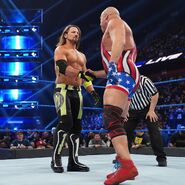 A.J. Styles and Kurt Angle 1