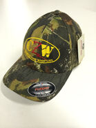 CZW Camo Flex Fit Hat