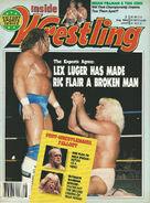 Inside Wrestling - August 1990