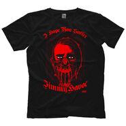Jimmy Havoc – I Hope You Suffer Black Shirt