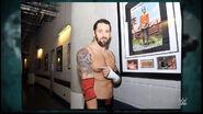 King Barrett (WWE Superstar Ink) 2
