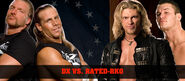 New Years Revolution 07 DX v Rated RKO