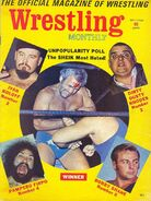 Wrestling Monthly - November 1972