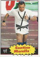 2012 WWE Heritage Trading Cards Santino Marella 35