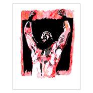 Braun Strowman 11 x 14 Rob Schamberger Art Print