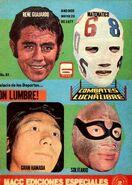 Combates de Lucha Libre 81
