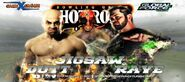 GFW Grand Slam Tour 2015 Day4 Dutt vs Jigsaw vs Rave