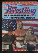 Inside Wrestling - July 1986