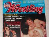 Inside Wrestling - September 1983