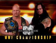 Stone Cold vs. Undertaker Summerslam 1998