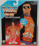 WWF Hasbro 1993 The Model