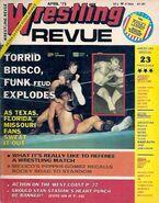 Wrestling Revue - April 1975