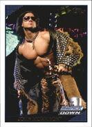 2009 WWE (Topps) John Morrison 62